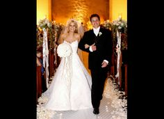 Jessica Simpson & Nick Lachey wedding