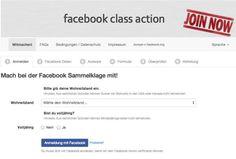 Europe-vs-Facebook geht in eine neue Runde – Jetzt kann man Facebook per App verklagen - Mehr Infos zum Thema auch unter http://vslink.de/internetmarketing
