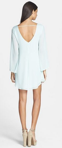 Textured shift dress http://rstyle.me/n/k5daznyg6