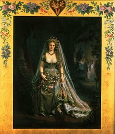 """""""The Queen of Hearts,"""" 1861-63."""