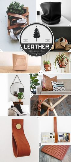 It's not easy to find ways of adding leather to a home's decor without making it look tacky or overkill rustic. Here are some simple and modern DIY leather decor ideas: Chic Storage Containers A great home decor DIY project to make with leather is a storage container. You've got the large tool box design […]