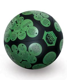 Take a look at this Clever Catch Money Ball by American Educational Products on #zulily today!