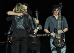 Getting some love from Jennifer Nettles, Sugarland