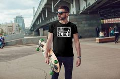 Binary Black T-shirt Geek Nerd Internet Tee Funny Geek, Geek Humor, Nerd, Geek Stuff, Internet, Trending Outfits, Mens Tops, T Shirt, Etsy