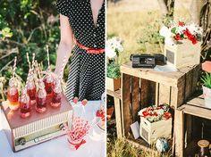 50's Rockabilly housewife theme   100 Beautiful Bridal Shower Themes + Ideas via Brit + Co.
