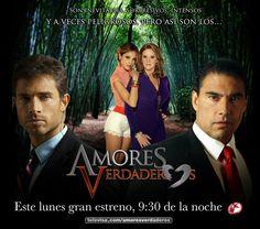 Amores verdaderos, ojala que esta sea la ganadora a la mejor telenovela del año en el 2014,estuvo muy buena!