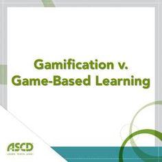 Gamification v Game Based Learning