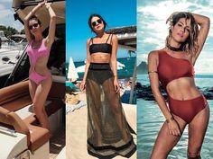 Moda Praia Verão 2018 50 fotos com famosas, novidades mais quentes da estação + lançamentos Amaro