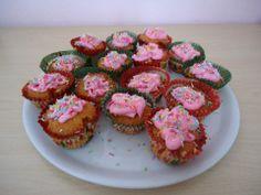 Cupcakes per l'ultimo dell'anno! #cupcakes #glutenfree #newyearseve #baking #capodanno
