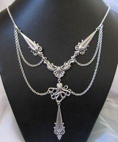 Octopus Spoon Necklace