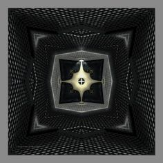 Reactor Sci-Fi Gothic Kaleidoscope Posters by Gothic Toggs