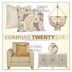 """Company Twenty  - Pillows"" by monmondefou ❤ liked on Polyvore featuring interior, interiors, interior design, home, home decor, interior decorating, Skultuna, pillows and companytwentysix"