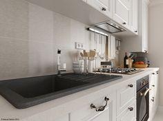 Retro Vintage, Sink, Kitchen Cabinets, Spirit, Studio, Home Decor, Houses, Kitchen Cupboards, Homemade Home Decor