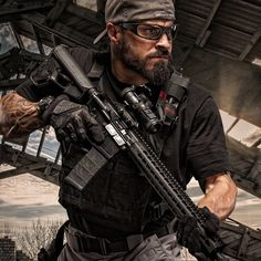 There is only one decisive victory: the last. Special Forces Gear, Military Special Forces, Sexy Military Men, Military Gear, Military Soldier, Tactical Beard, Tactical Operator, Tactical Equipment, Tac Gear