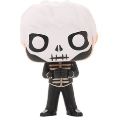 Funko My Chemical Romance Pop! Rocks Skeleton Gerard Way Vinyl Figure... ($8.75) ❤ liked on Polyvore featuring home, home decor, wall art, vinyl figurines, vinyl figure, vinyl wall art, skeleton figurines and vinyl home decor