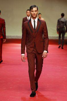Dolce & Gabbana Man Catwalk Photo Gallery – Fashion Show Summer 2015
