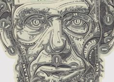 Currency Portraits — Mark Wagner Inc.