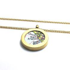Ein persönlicher Favorit aus meinem Etsy-Shop https://www.etsy.com/de/listing/460378486/deine-lieblingsstadt-landkarten-gold