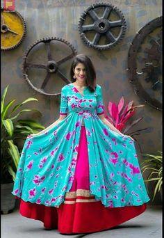 India Fashion, Ethnic Fashion, Indian Dresses, Indian Outfits, Kurta Designs, Lehenga Designs, Dress Designs, Blouse Designs, Indian Attire