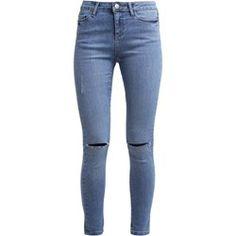 4520089a57759 Jeansy damskie Miss Selfridge - Zalando Denim Jeans, Skinny Jeans, Miss  Selfridge, Skinny