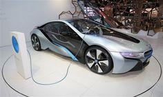 #BMW i8 Concept