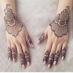 Best Hand Mehndi/Henna Designs for Eid Latest Henna Designs, Modern Mehndi Designs, Mehndi Design Pictures, Unique Mehndi Designs, Mehndi Designs For Fingers, Beautiful Henna Designs, Bridal Mehndi Designs, Hena Designs, Henna Tattoo Hand