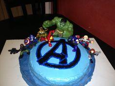 Advengers cake