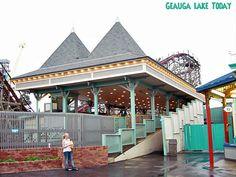 My very first roller coaster :-) Geauga Lake Big Dipper Aurora Ohio Geauga Lake Amusement Park, Amusement Park Rides, Abandoned Amusement Parks, Abandoned Places, Chagrin Falls Ohio, Medina Ohio, Cleveland Rocks, Big Dipper