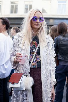 ☆Street style at Copenhagen Fashion Week 2016