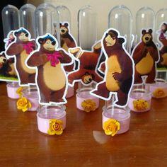 Animal Farms, Alice, Masha And The Bear, Farm Animals, Maya, Party Supplies, Birthday, Princess Sofia Party, Candy Stations