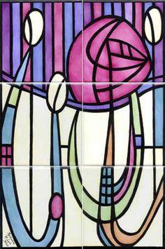 Impartial Victorian Art Nouveau Majolica Tube Lined Art Nouveau Tile Circa 1900 Tiles