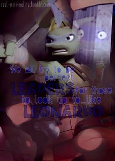 Leo, the leader in blue Teenage Ninja Turtles, Ninja Turtles Art, Pretty Pictures, Pretty Pics, Tmnt Leo, Leonardo Tmnt, Tmnt 2012, Turtle Love, Starco