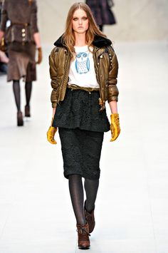 Burberry Prorsum Fall 2012 RTW - Runway Photos - Fashion Week - Runway, Fashion Shows and Collections - Vogue