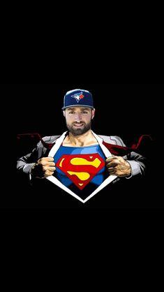 Superman.... I mean Kevin pillar.