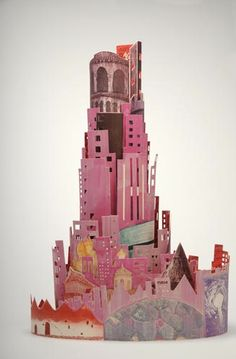 Anne Maree Hunter pop-up book