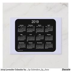 68 Best Business Card Calendars Images In 2019 Business Cards