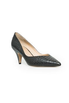 Heel, Yeah! 21 Black Pumps For Fall #refinery29  http://www.refinery29.com/stylish-black-pumps-fall#slide12