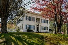 Beautifully maintained Greek Revival. Shelton House, once home to famous carriage maker Augustus Shelton. 14 rooms. 6 BR, 4 full BA. 10 ft ceilings/1st fl, 9ft/2nd. Wide chestnut floors/1st fl, pine /2nd. Inlaw apt. In-ground pool. Country kitchen with cherry cabinets and ceramic tile floor. Master bedroom with walk-in cedar closet. Family room with fireplace insert and custom built-in bookshelves. 12×6 entry foyer with slate floor. 17×10 1st floor laundry room. Separate entrance i...