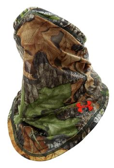790737aad4b Buy the Under Armour Camo Mesh Face Mask for Men and more quality Fishing