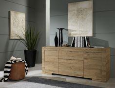 Unique Furniture, Rustic Furniture, Luxury Furniture, Vintage Furniture, Dining Room Buffet, Dining Room Furniture, Oak Sideboard, Storage Drawers, Cabinet