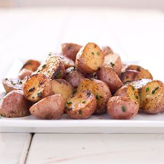 Braised Red Potatoes with Lemon and Chives - Cook's Illustrated