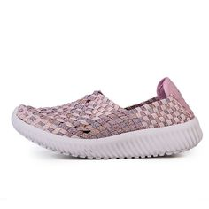 Wave-Slipper Pastel - Chaussure d'été très légère pour dames en tissu extensible pour les chaudes journées d'été qui s'adapte à la form... Pastel, Dame, Slippers, Slip On, Sneakers, Shoes, Fashion, Barefoot, Stretch Fabric