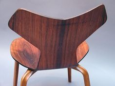 grand prix by arne jacobsen in rosewood !