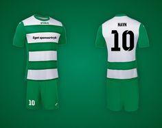 fotbollströjor som tillsammans med valfriheten runt tryck ger ett stort antal kombinationsmöjligheter.