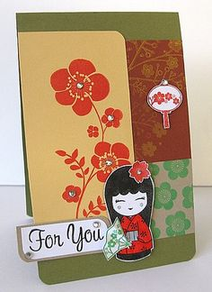 Birthday for you by Paper Girl, via Flickr