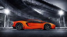 Cool Lamborghini Aventador