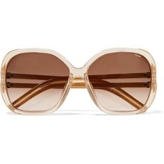 a29fb062ec1c Shop on-sale CHLOÉ Square-frame acetate sunglasses. Browse other discount  designer Square Frame   more on The Most Fashionable Fashion Outlet