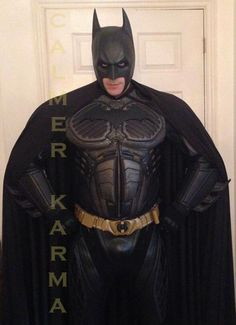BATMAN lookalike to hire for your SUPERHEROES themed party and corporate events. .calmerkarma & Batman lookalike for hire in a movie quality costume. Book Batman ...
