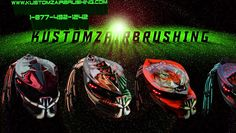 Kustomz Airbrushing & Fabrication - Google+