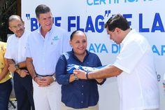 """*Instruye a ZOFEMAT a iniciar los trabajos para lograr certificar también la playa de Punta Esmeralda. *Destaca CONAGUA al de Solidaridad como primer Comité de Playas Limpias con Programa de Gestión. """"Las playas son el patrimonio de Solidaridad y queremos conservarlas para futuras generaciones"""": Hugo Uribe Nicolás. Playa del Carmen, Quintana Roo a 5 de…"""